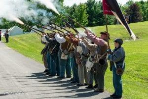 Marilla Civil War Days