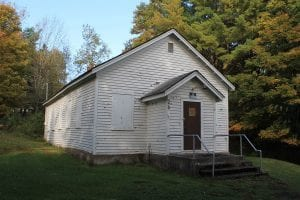 historic ferndale schoolhouse