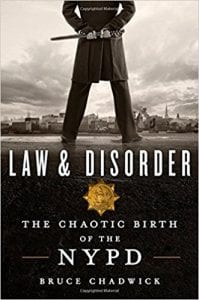 law and order book cover