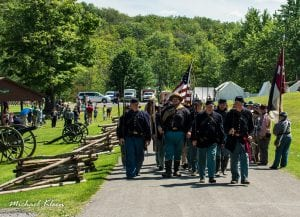 Marilla Civil War Days