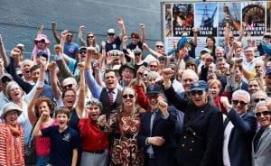 seaport museum 50th anniversary
