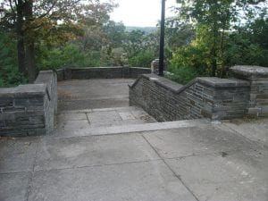 Baldwin Memorial Stairway