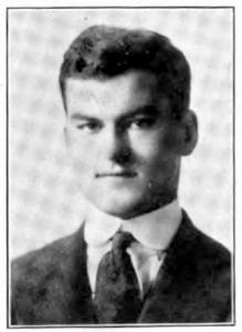 Morgan S. Baldwin 1915 Cornell Yearbook