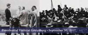 Presidential Visits at gettysburg