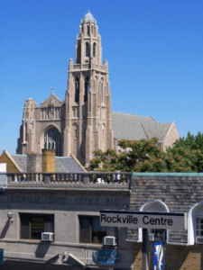 St. Agnes Cathedral - Rockville Centre LIRR Station