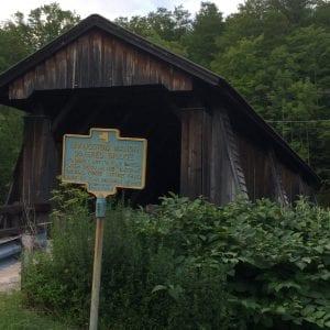 Van Tran Covered Bridge