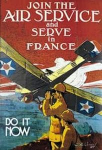 air service poster