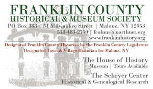 frankin county historical & museum society