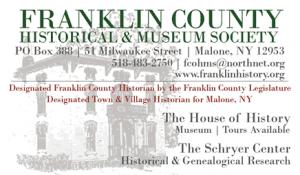 frankin county historical & museum society
