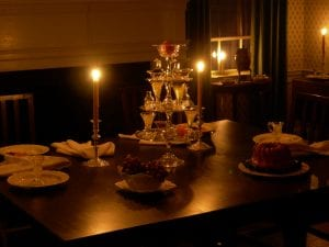 Schuyler house Candlelight Tour
