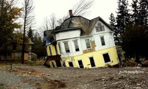 Photograph of Prattsville by Sue Clark.
