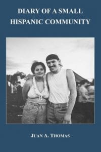 diary of a small hispanic community book cover
