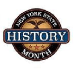 nys history month logo