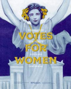votes for women exhibit