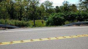Guardrail break
