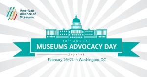 museum advocacy day