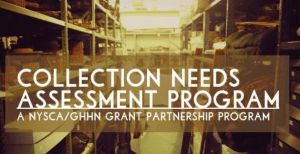 collection needs assessment program