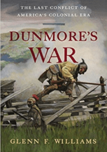 dunmore's war book