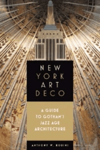 new york art deco book