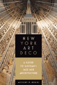 new york art deco book