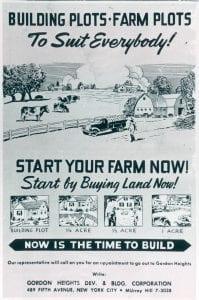 Gordon Heights ad