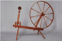 wool spinning wheel