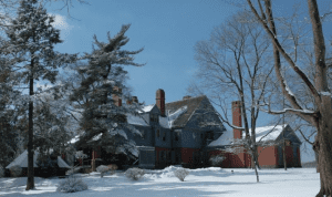 sagamore hill winter