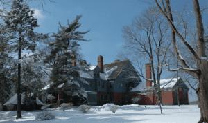 sagamore hill winter
