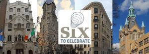 six to celebrate