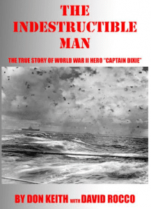 the indestructible man book