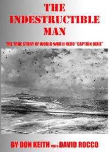 the indestructible man book