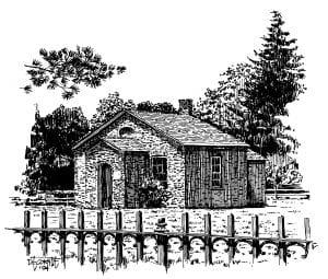 Land Office Cornue