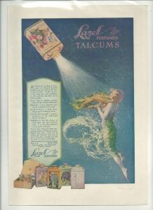 Lazell, Ladies Home Journal, 1917