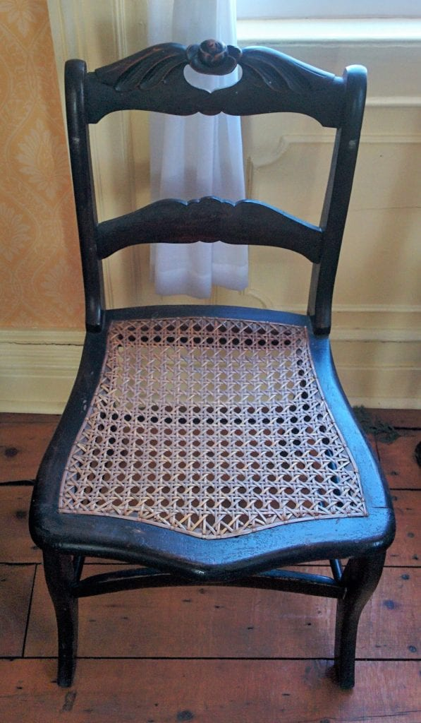Exceptionnel The St. Lawrence County Historical Association Is Offering A Low Cost Chair  Caning Workshop On Three Consecutive Wednesday Evenings, March 7, 14, ...