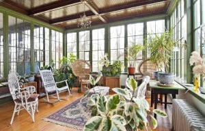 garden room for michael