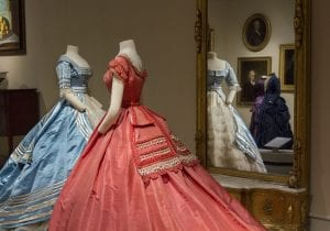 victorian fashion albany instute exhibit