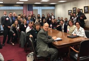 NY Museum Professionals in the Washington, DC office of New York Senator Charles Schumer