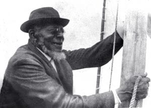 Pyrrhus Concer, African American whaling sailor