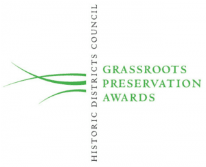 grassroots preservation awards