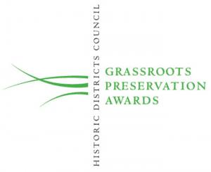 grassroots preservation awards