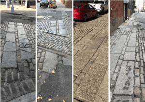 historic streetscapes