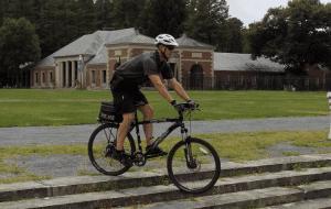 Bicycle Patrol Saratoga
