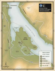 iona island courtesy DEC/Hudson river national estuarine research reserve
