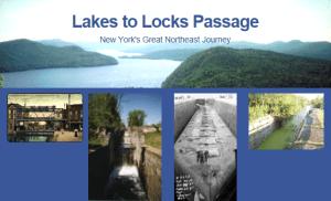 lakes to locks passage