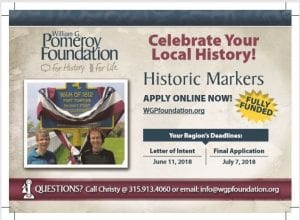 pomeroy markers