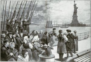 pro immigration illustration