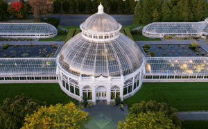 Enid A. Haupt Conservatory, The New York Botanical Garden