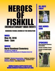 Heroes of Fishkill flyer final 2018
