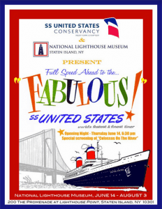 full speed ahead to the fabulous ss united states