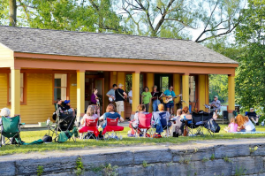 Putman Porch Music Series